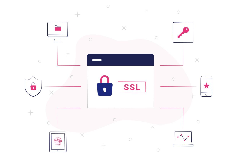 Keyvision PRO - soft pentru avocati - Criptare SSL