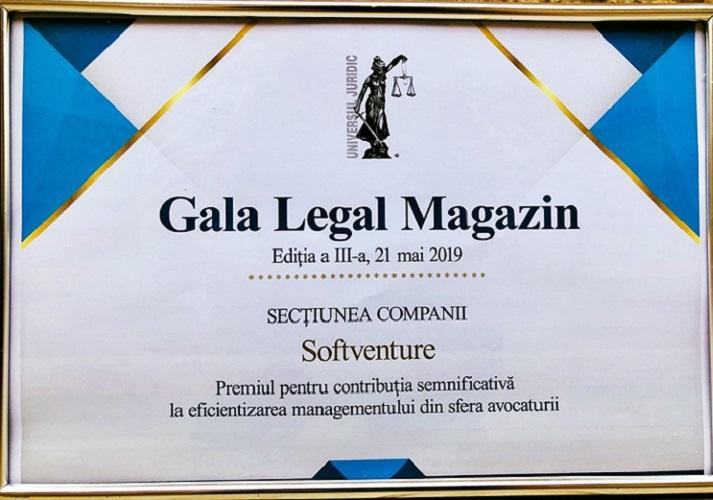 KeyVision - Gala Legal Magazin 2019