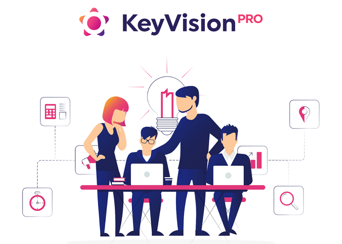 KeyVision, 10 years experience of legal tech