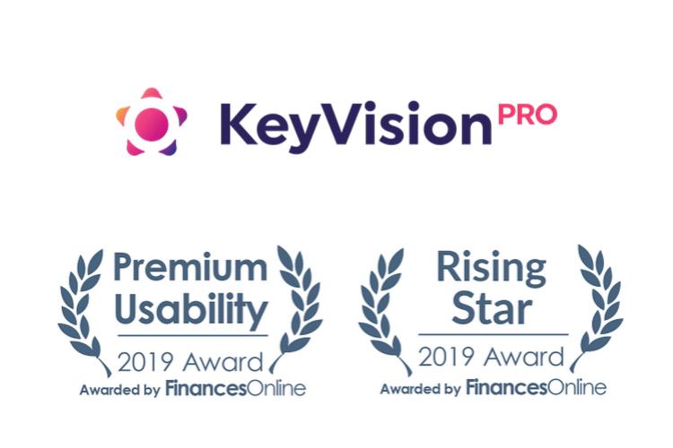 KeyVision - distinctii FinancesOnline