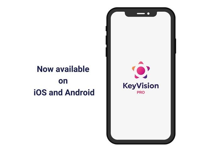Aplicatia mobila KeyVision PRO - Soft pentru avocati