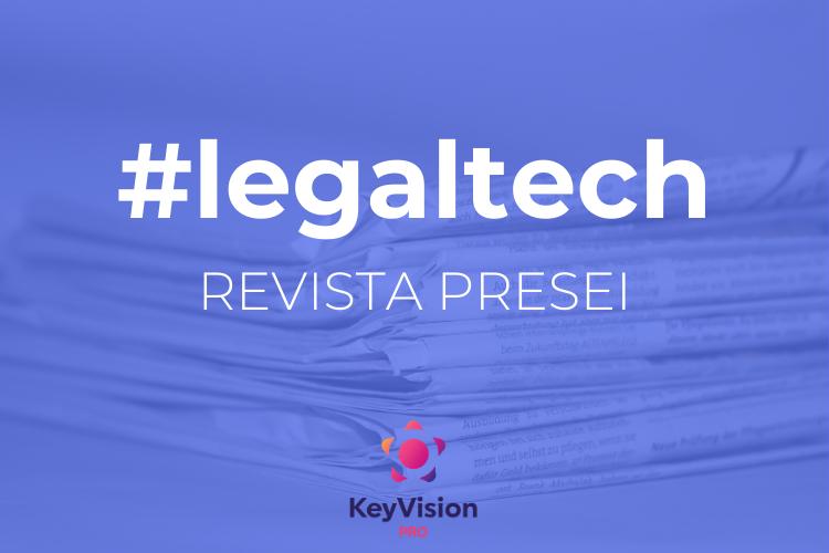 Revista presei legal tech - KeyVision PRO Soft pentru avocati